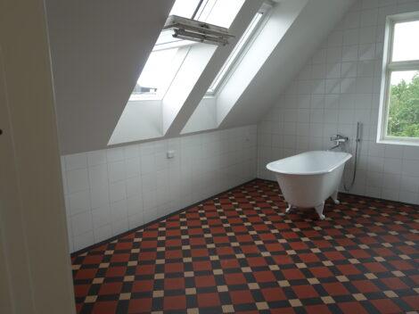 Ombyggnation av badrum