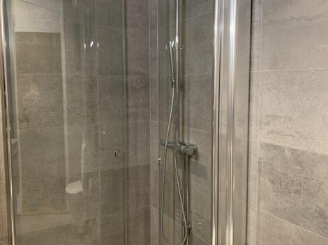 Stambyte av badrum - Dusch