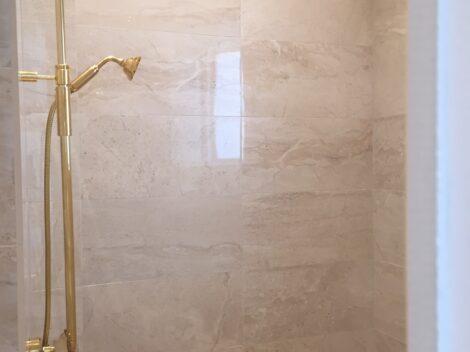 Stambyte av badrum - Gulddusch