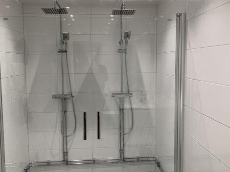 Stambyte av badrum - Duschar