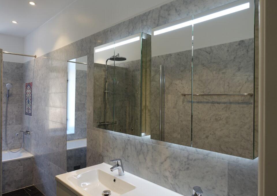 Stambyte av badrum - Handfat